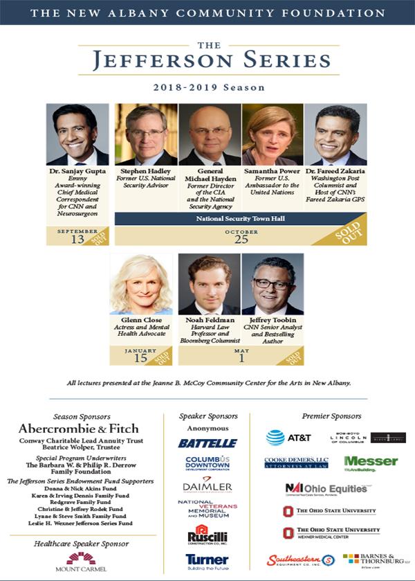 New Albany Foundation Ad photo