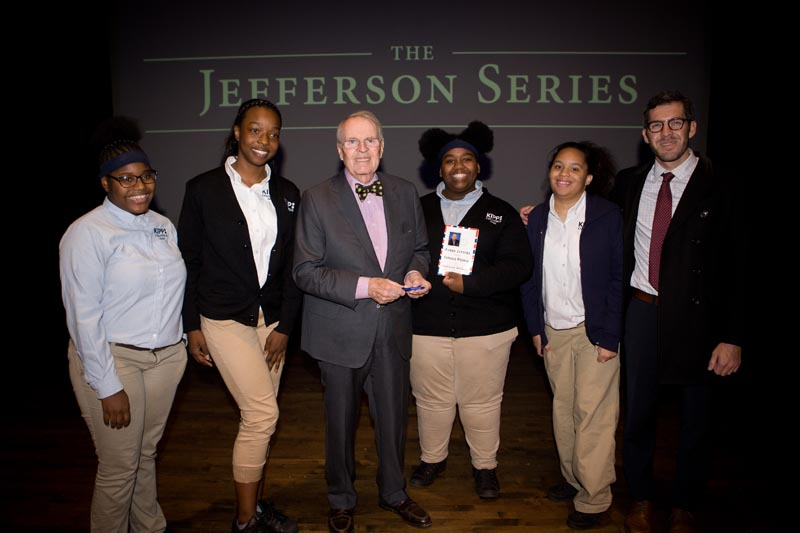 The Jefferson Series Student Lecture Series - 1
