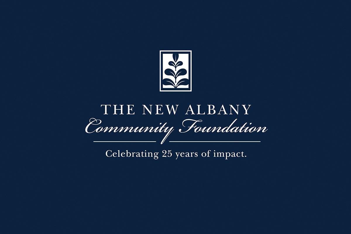 The New Albany Community Foundation logo